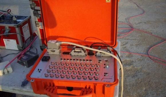 Consolas de disparo Tecnología en la Pirotecnia