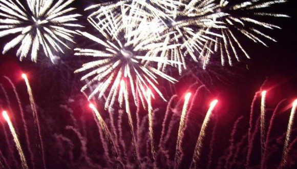 Video del disparo de Rozzi Fireworks en Barcelona
