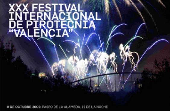 XXX Festival de Pirotecnia de Valencia