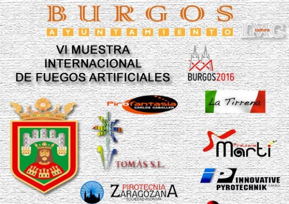 Calendario de Fuegos Burgos 2011