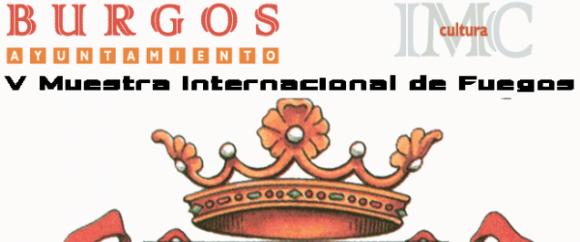 Bases V Muestra Internacional de Fuegos de Burgos