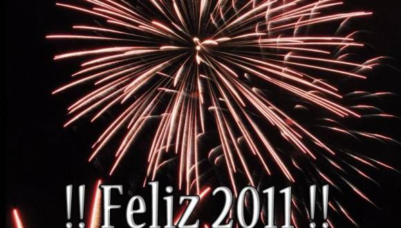 ¡¡Feliz 2011!!