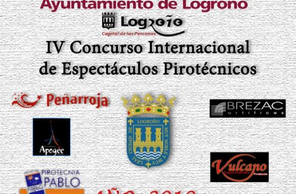 Calendario de Fuegos Logroño 2010