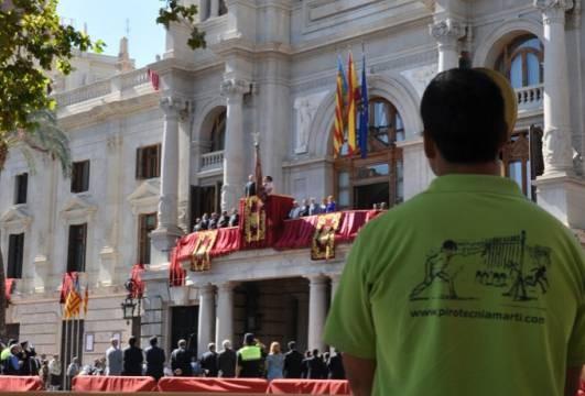 Martí - Día de la Comunidad Valenciana 2011