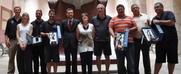 Zaragozana gana el XXII Concurso Internacional de Tarragona