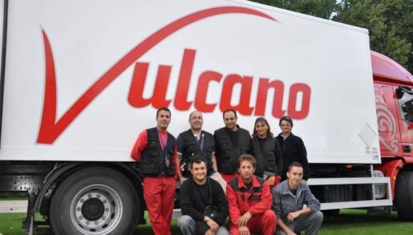 Vulcano - IV Concurso Internacional de Logroño