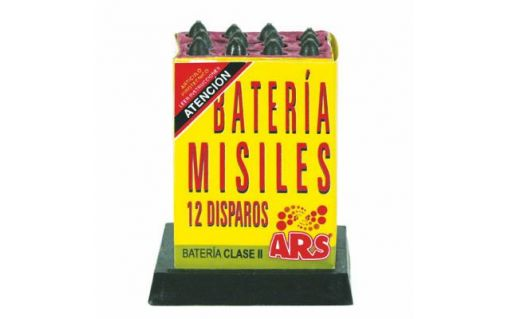 Bater�a 12 misiles
