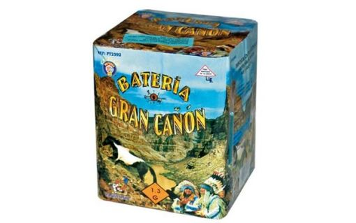 Bater�a Gran Ca��n
