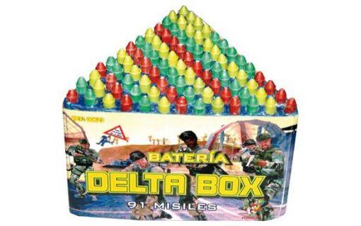 Delta box