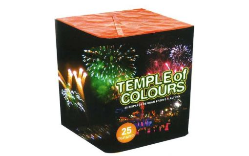 Temple of Colours